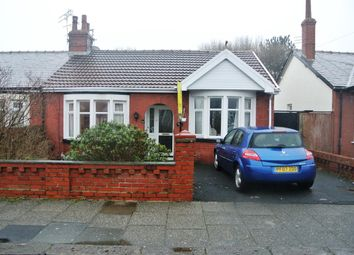 Thumbnail 2 bed bungalow for sale in Selby Avenue, Blackpool