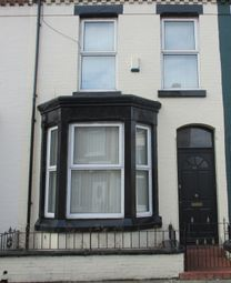 Thumbnail 3 bedroom terraced house to rent in Church Road West, Liverpool