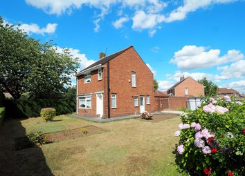 Thumbnail 3 bed detached house for sale in Leamington Drive, Sutton-In-Ashfield