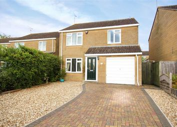 Thumbnail 4 bed detached house for sale in Liskeard Way, Freshbrook, Swindon