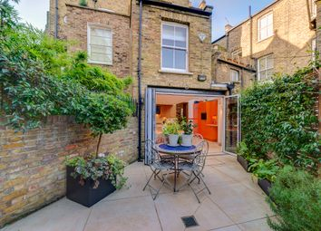 Thumbnail 4 bed terraced house for sale in Bourne Street, London