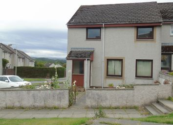 Thumbnail 3 bed end terrace house for sale in Suilven Way, Inverness
