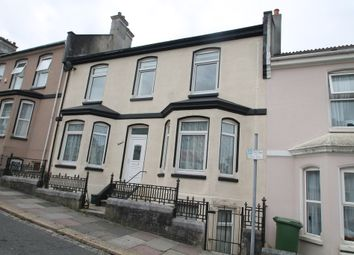Thumbnail 4 bed terraced house for sale in Admiralty Street, Keyham, Plymouth