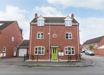 Thumbnail 4 bed detached house for sale in Wibberley Drive, Ruddington, Nottingham