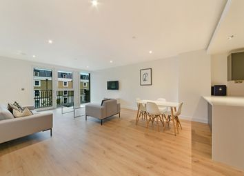 Thumbnail 2 bed flat to rent in Beaulieu House, Sovereign Court, Hammersmith