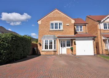 Thumbnail 4 bedroom detached house for sale in Water Meadow Way, Ibstock