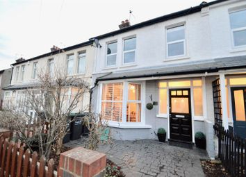 4 bed terraced house for sale in Devonshire Road, Gravesend DA12