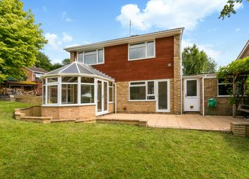 Thumbnail 3 bedroom detached house to rent in Goodwood Rise, Marlow