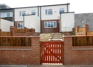 Thumbnail 2 bed terraced house to rent in Easterton Croft, Druid Heath, Birmingham