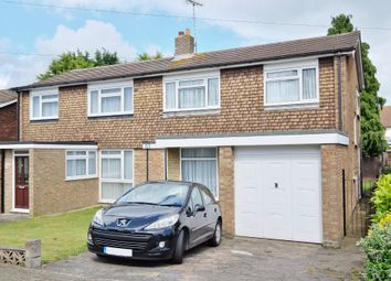 Thumbnail 3 bedroom semi-detached house for sale in Mungo Park Way, Orpington