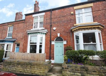 Thumbnail 3 bed terraced house for sale in Tullibardine Road, Sheffield