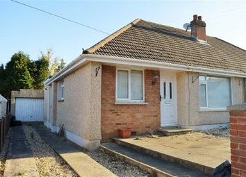 Thumbnail 2 bed semi-detached bungalow for sale in North Road, Swansea