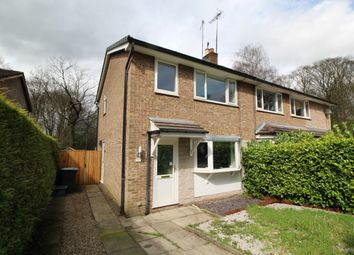 Thumbnail 3 bed semi-detached house for sale in Turnlee Close, Glossop