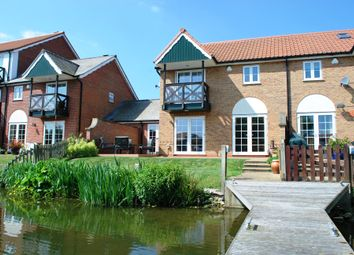Thumbnail 3 bed terraced house to rent in Marine Approach, Burton Waters, Lincoln