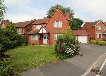Thumbnail 4 bed detached house to rent in Blenheim Drive, Prescot