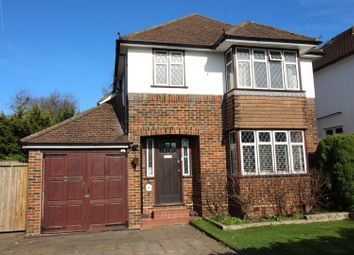 Thumbnail 3 bed detached house for sale in Melvinshaw, Leatherhead