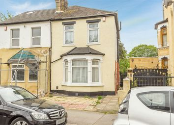 3 bed semi-detached house for sale in Roman Road, Ilford, Greater London IG1