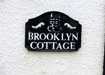 Thumbnail 1 bedroom cottage for sale in Brooklyn Cottage George Street, Dunoon