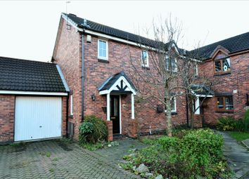 Thumbnail 3 bed semi-detached house for sale in Ladymere Drive, Walkden, Manchester