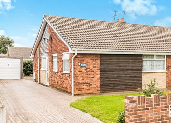 Thumbnail 3 bed bungalow for sale in Fairfield Court, Armthorpe, Doncaster
