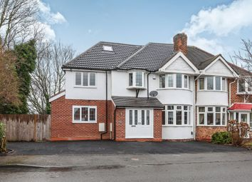 5 bed semi-detached house for sale in Ashurst Road, Sutton Coldfield B76