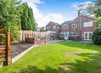 Thumbnail 4 bed property to rent in Orchard Drive, Little Leigh, Northwich