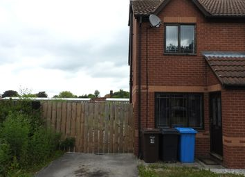 Thumbnail 2 bedroom semi-detached house to rent in Hopewell Road, Hull