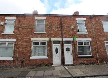 2 bed terraced house for sale in Barningham Street, Darlington DL3
