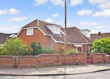 Thumbnail 4 bed bungalow for sale in Canterbury Road, Westgate-On-Sea, Kent