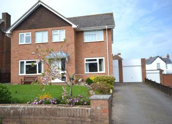 Honey Park Road, Budleigh Salterton, Devon EX9. 4 bed detached house
