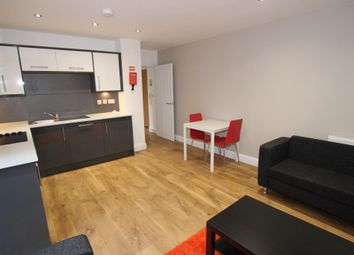 Thumbnail 1 bed flat to rent in 1 Elm Walk Place, Cranmer Street, Nottingham