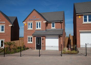 "Thumbnail 3 bed detached house for sale in ""The Everingham"" at Cobblers Lane, Pontefract"