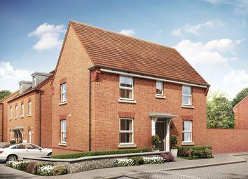 "Thumbnail 3 bed detached house for sale in ""Hadley"" at Marden Road, Staplehurst, Tonbridge"