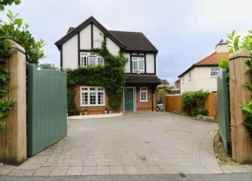 Thumbnail 4 bed detached house for sale in Portnalls Rise, Coulsdon