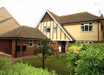 Thumbnail 4 bed detached house for sale in Poplar Avenue, Gorleston, Great Yarmouth