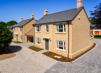 Thumbnail 4 bed link-detached house for sale in High Bank, Long Lane, Fowlmere