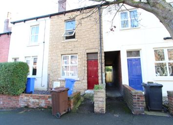3 bed terraced house to rent in Murray Road, Sheffield S11