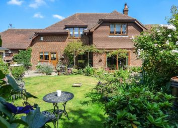Thumbnail 4 bed detached house for sale in Norwood Lane, Meopham, Gravesend
