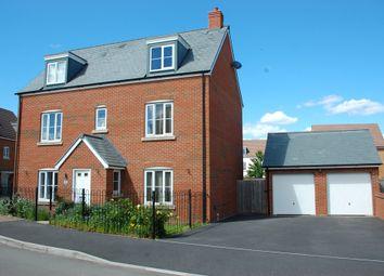 Thumbnail 5 bed detached house for sale in Eagle Park, Southview Park, Trowbridge