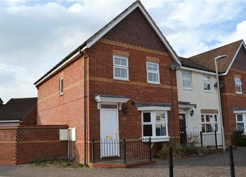 Thumbnail 3 bed semi-detached house to rent in Greenham, Thatcham, Berkshire
