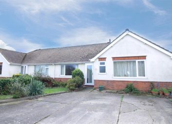 Thumbnail 3 bed semi-detached bungalow for sale in Meadow Drive, Mundesley, Norwich