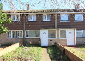Thumbnail 3 bed terraced house to rent in Old Ford End Road, Queens Park, Bedford