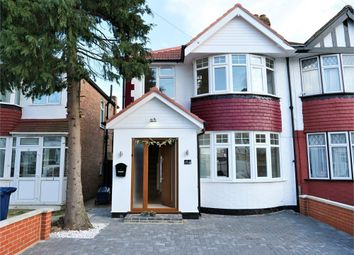 3 bed semi-detached house to rent in Rhyl Road, Perivale, Greenford, Greater London UB6