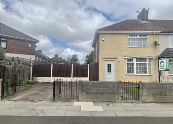 Thumbnail 3 bed end terrace house for sale in Drake Road, Fazakerley, Liverpool