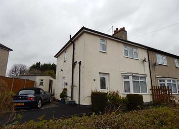 Thumbnail 3 bed semi-detached house for sale in Sherwood Road, Buxton, Derbyshire