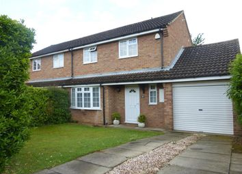 Thumbnail 3 bed semi-detached house to rent in Tweed Crescent, Bicester