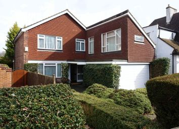 Thumbnail 3 bed detached house for sale in Colcokes Road, Banstead