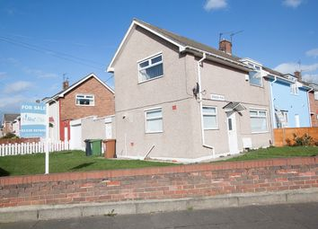 Thumbnail 2 bed semi-detached house for sale in Jedburgh, Hartlepool