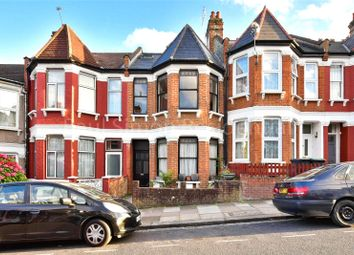 Thumbnail 3 bed flat for sale in Allison Road, London