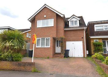 Thumbnail 4 bed detached house for sale in Merridene, Grange Park